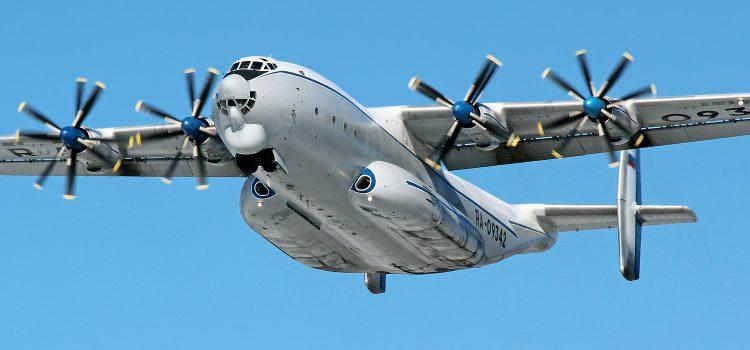 هواپیمای ترابری انتنوف 22