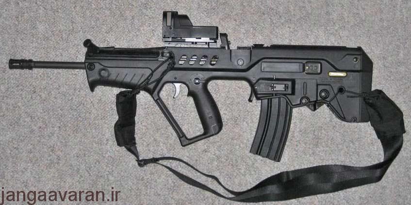 سلاح تهاجمی TAR-21 تاور
