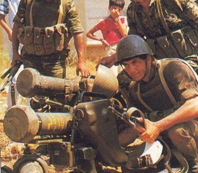 شکارچیان تانک سوری در لبنان؛ ۱۹۸۲