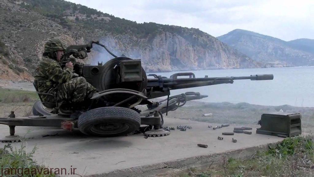 توپ دفاع هوایی ZU-23