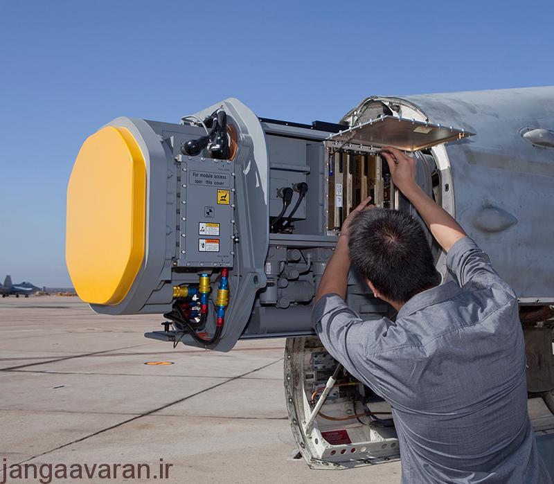 بررسی برترین رادار های جهان،نصب شده بر روی جنگنده ها