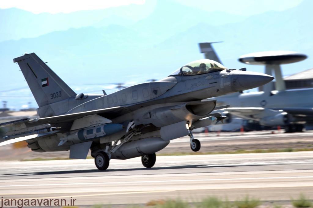 طرح F-16IN سوپر ویپر