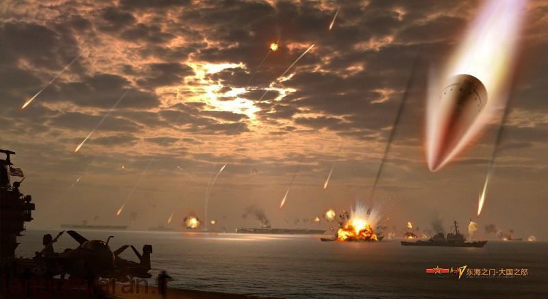 عملکرد موشک بالستیک ضد کشتی دانگ فنگ 21 دی