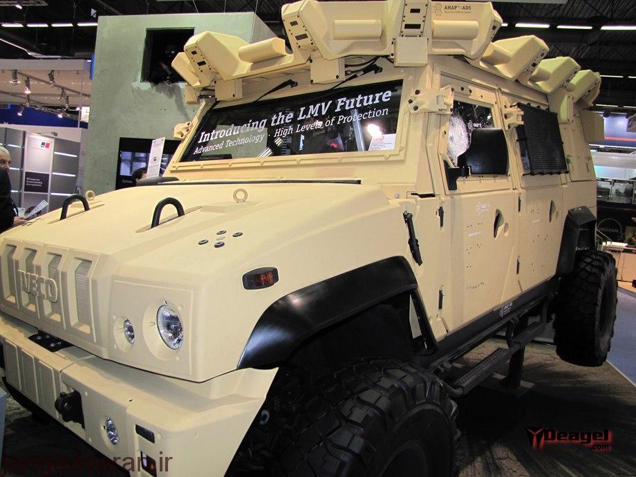 سیستم دفاع فعال AMAP-ADS