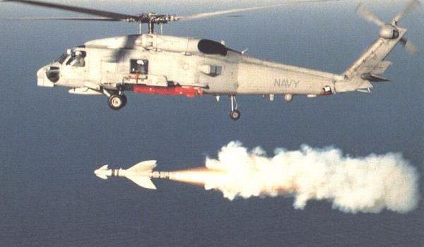 موشک ضد کشتی پنگوئن