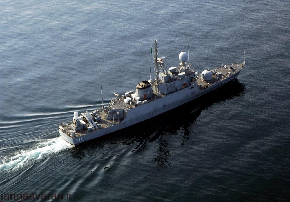 نیروی دریایی عربستان