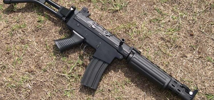 سلاح تهاجمی FN-FNC