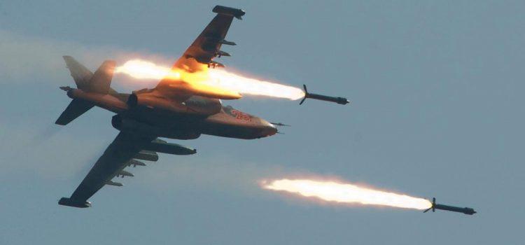 تاکتیک های نیروی هوایی شوروی در جنگ افغانستان