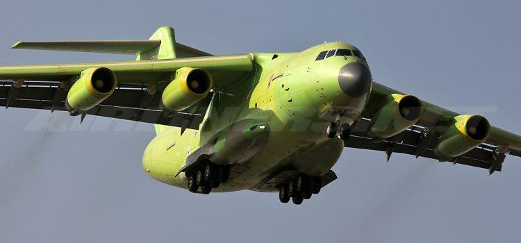 هواپیمای ترابری Y-20