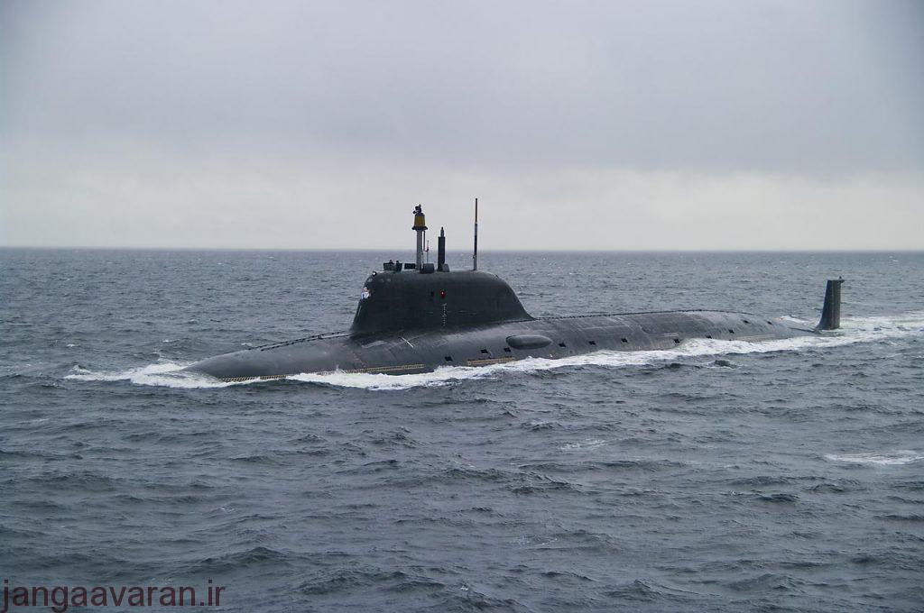 ده زیردریایی تهاجمی برتر جهان