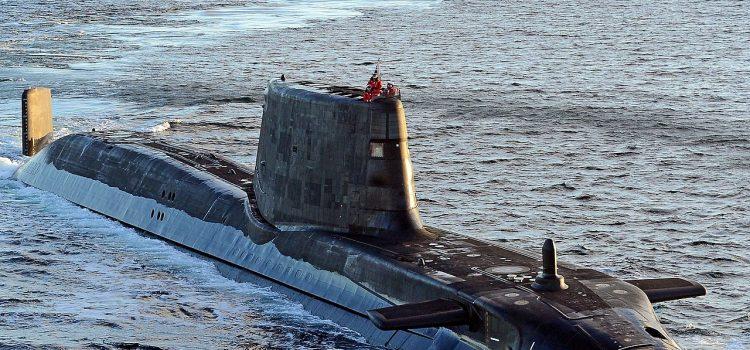 زیر دریایی تهاجمی اتمی استیوت