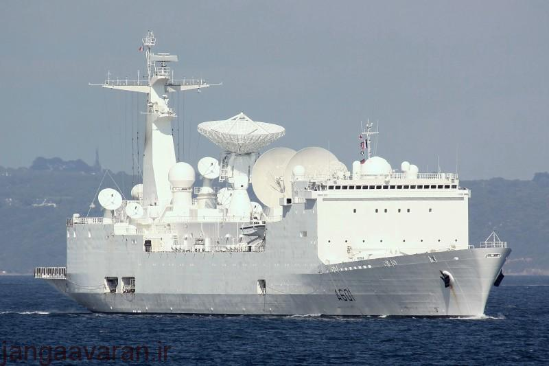 کشتی شناسایی A-601 monge