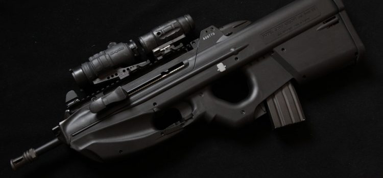 سلاح انفرادی FN F2000