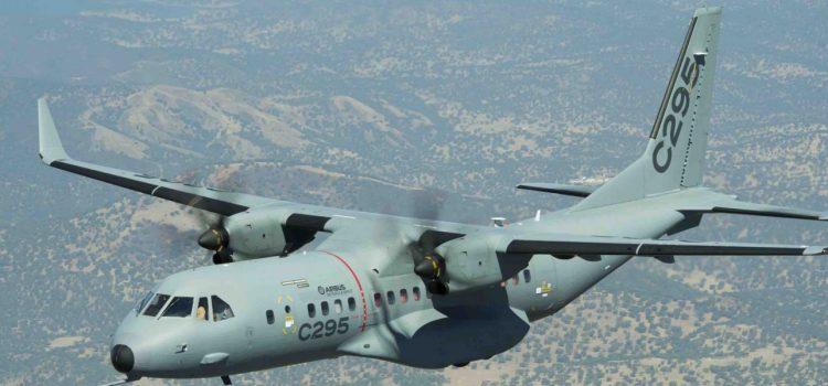 هواپیمای ترابری C-295