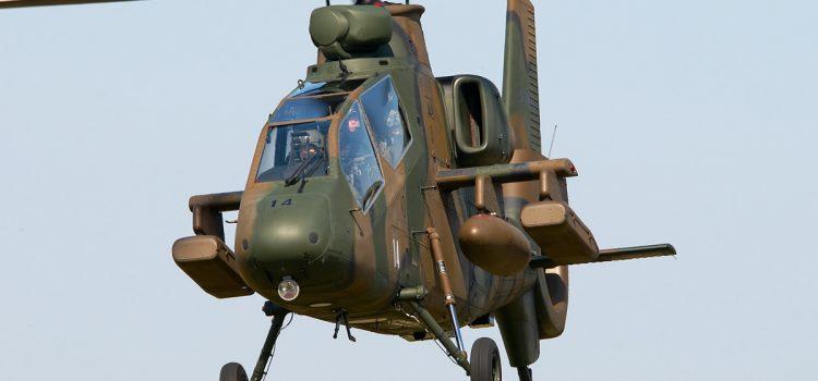 بالگرد OH-1 کاوازاکی
