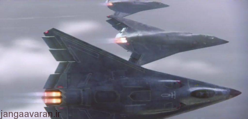 جنگنده های نسل 6