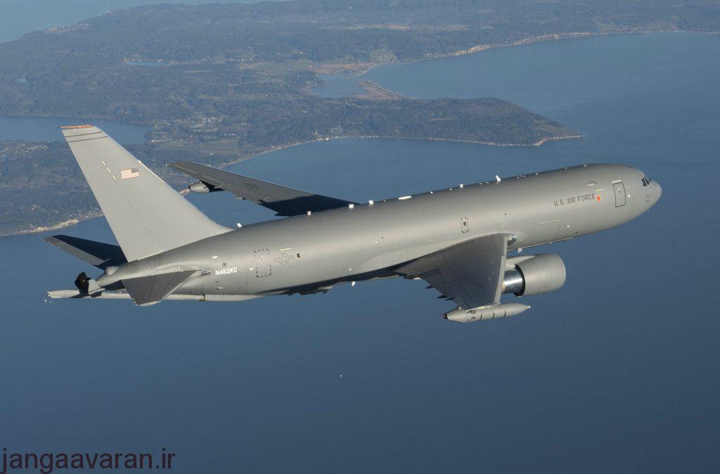 هواپیمای ترابری سوخت رسانی KC-46  پگاسوز