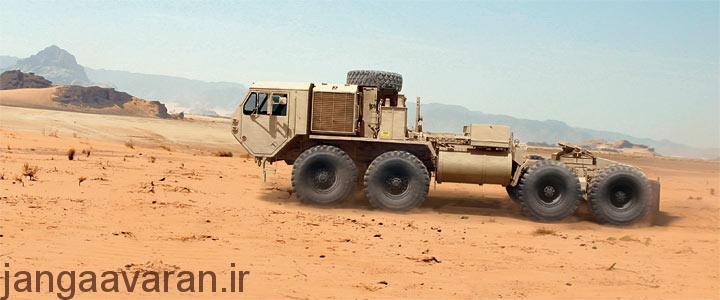 کامیون های سری HEMTT