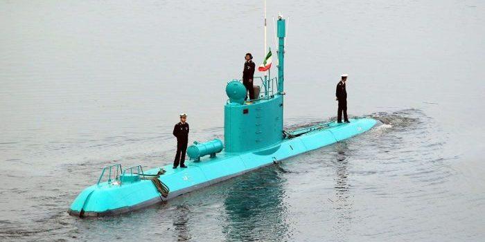 زیر دریایی کلاس غدیر