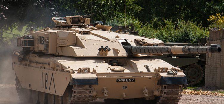تانک چلنجر۱