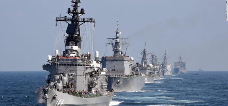 اشنایی با شناورهای مختلف نظامی