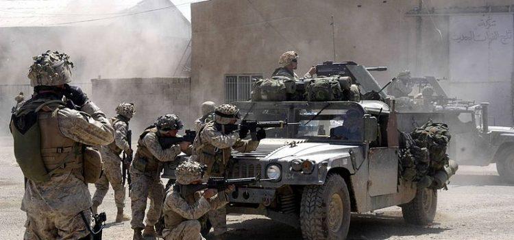 اولین نبرد فلوجه(سال ۲۰۰۴)