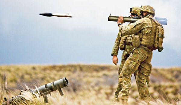 راکت ضد زره  M-72 لاو