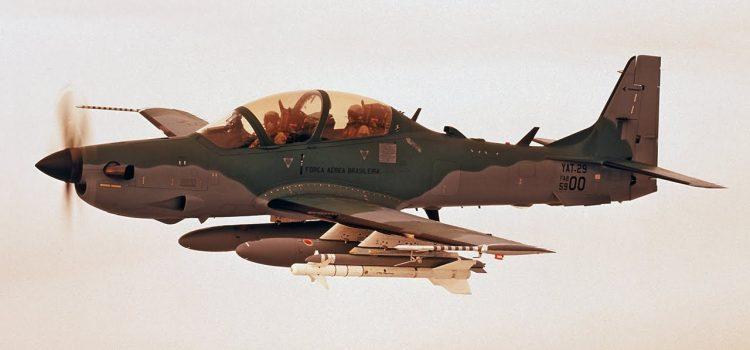 نقش هواپیماهای رزمی توربوپراپ در میدان جنگ مدرن