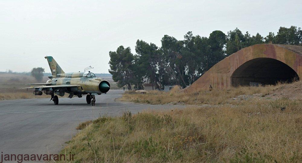 نیروی هوایی سوریه