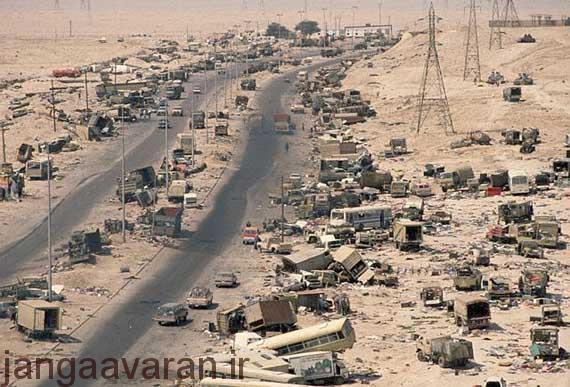 عملیات طوفان صحرا (جنگ اول خلیج فارس)