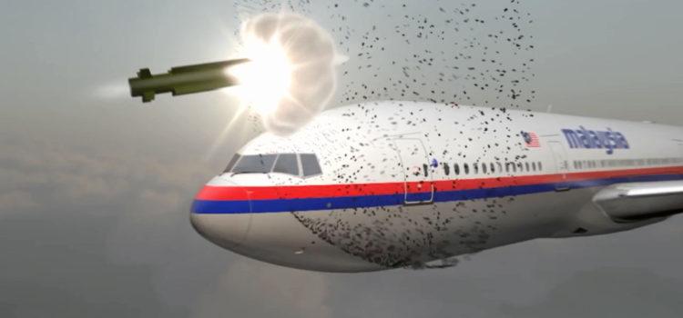 رمز گشایی از ماجرای انهدام هواپیمای مسافربری MH-17 بر فراز اوکراین
