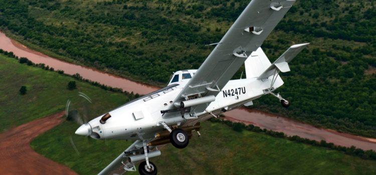 هواپیمای پشتیبانی هوایی نزدیک AT-802U