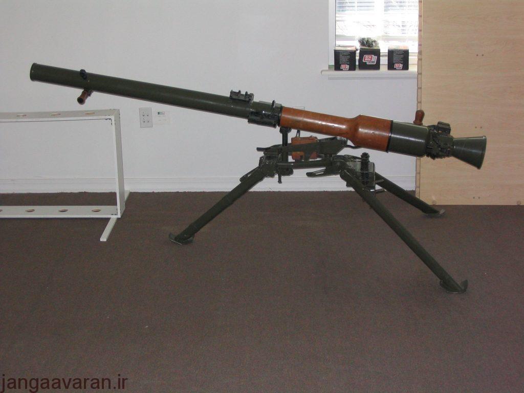 سلاح ضد زره SPG-9
