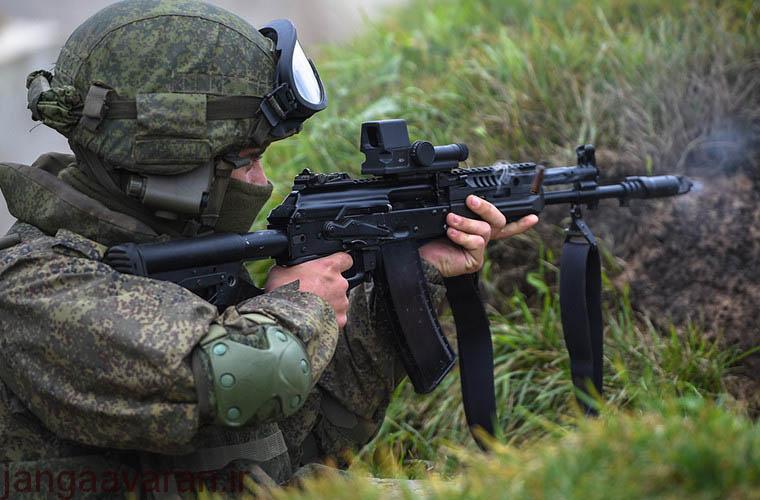 معرفی اسلحه ی تهاجمی AEK 971