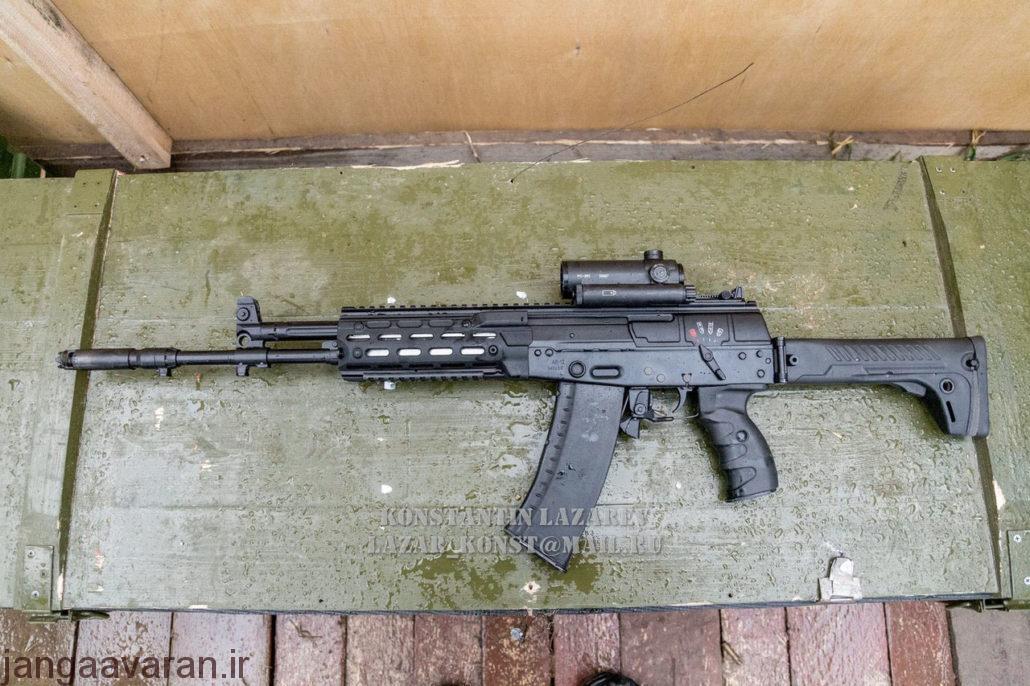 سلاح تهاجمی AK-12