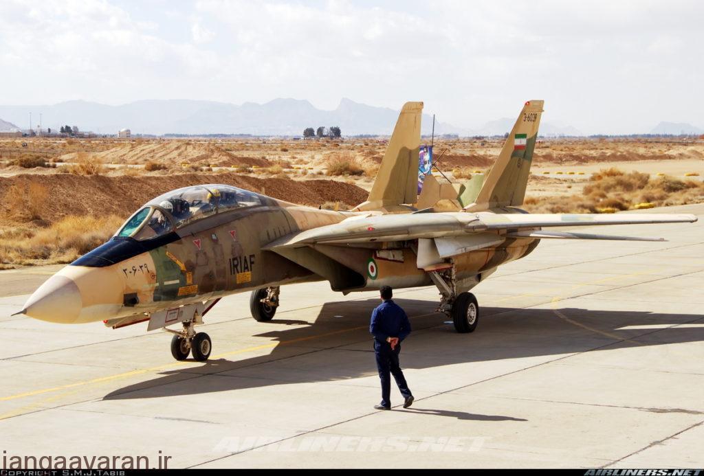 اف14 های ایرانی
