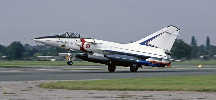 جنگنده چند منظوره میراژ 4000