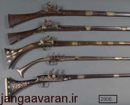 تفنگ سرپر ایرانی