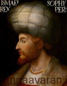 شاه اسماعیل که از غم شکست چالدران جان سپرد