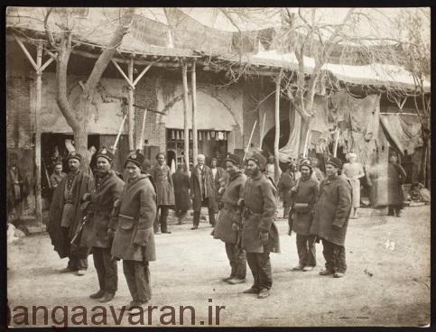 گارد شاهی در دوره ناصری