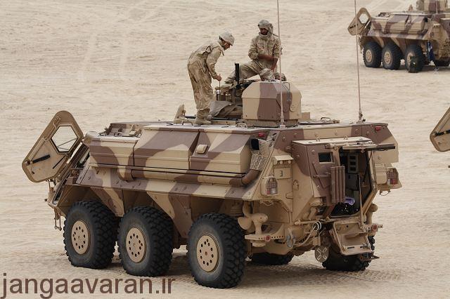 نیروی زمینی امارات متحده