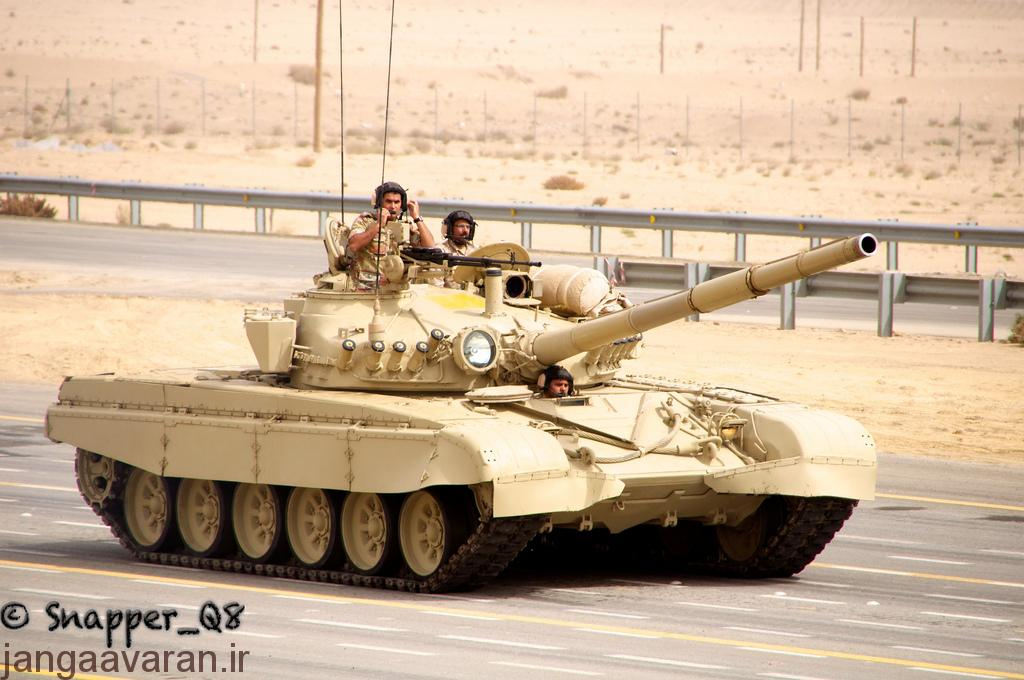 تانک ام-84