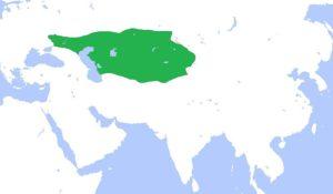 خانات ترک غربی که بعد از نابودی هپتالیان و گرفتن سرزمین آنها به ایران حمله کردند