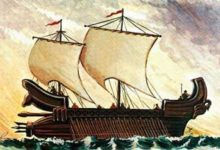 نمونه ایی دیگر از کشتی های نیروی دریایی ایران