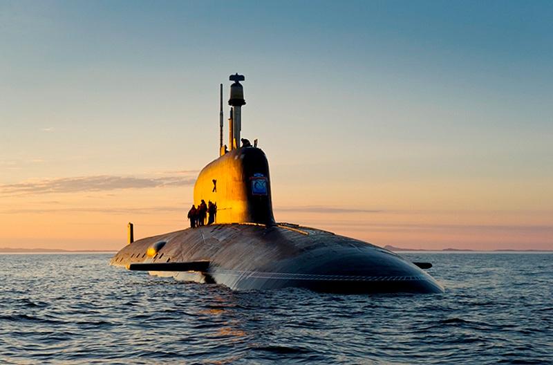 زیر دریایی اتمی کلاس یاسن