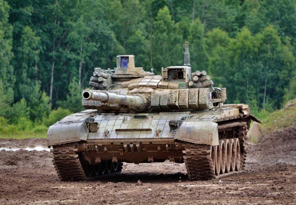 تانک تی72-ام4
