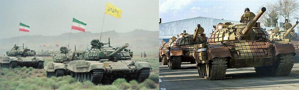 زرهی ایران بدون روتوش