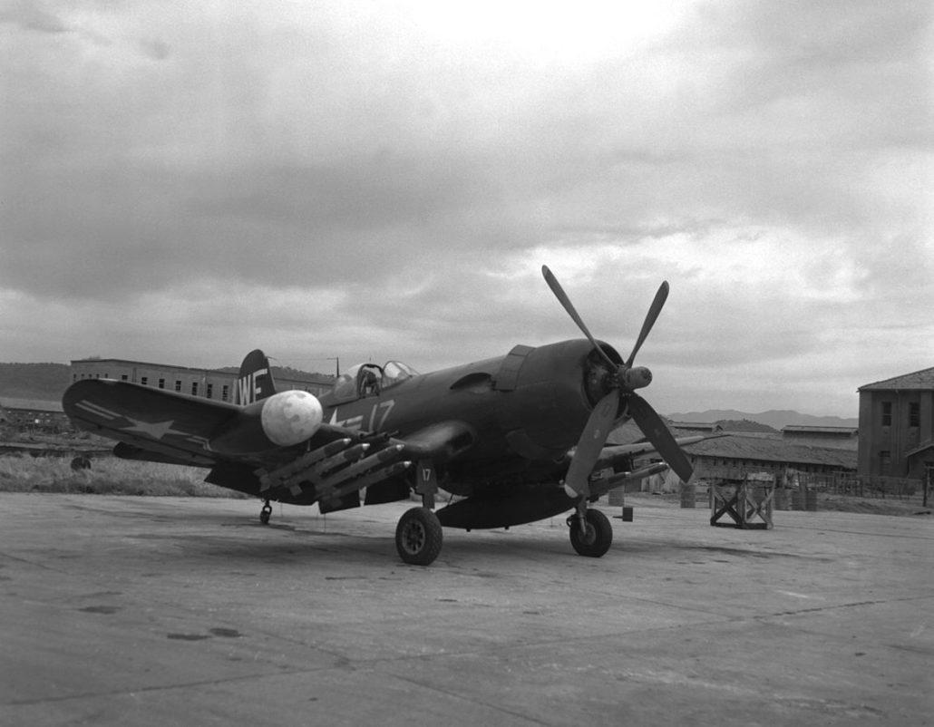 جنگنده اف-4یو کرسر