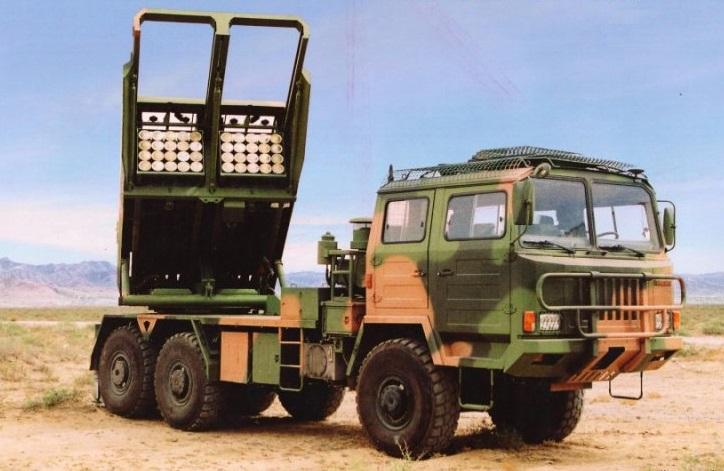راکت انداز PZH-10