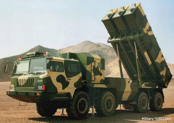 راکت انداز چینی سری ویشی